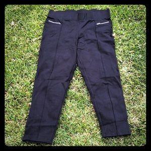 Pants - Bodisure Plus Size Pants Stretchy Knit